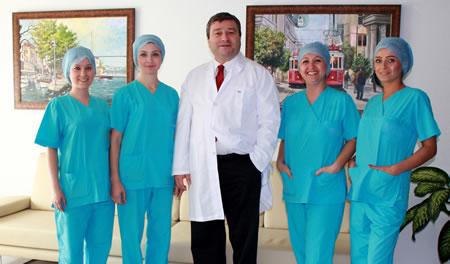 Facharzt für Haartransplantation