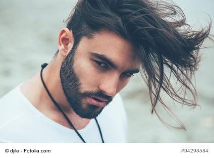junge männer und ihre haare